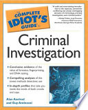 The Complete Idiot s Guide to Criminal Investigation