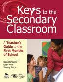 Keys to the Secondary Classroom