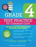 Barron S Core Focus Grade 4 Test Practice For Common Core