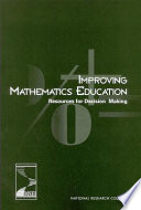 Improving Mathematics Education