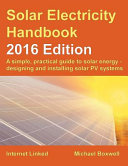 The Solar Electricity Handbook   2016 Edition