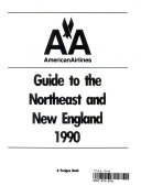American Airlines Guide to the Northeast and New England 1990