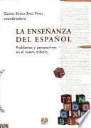La enseñanza del español