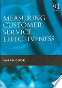 Measuring Customer Service Effectiveness