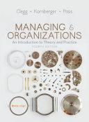 download ebook managing and organizations pdf epub