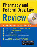 Pharmacy   Federal Drug Law Review