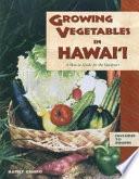 Growing Vegetables in Hawaii