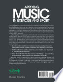 Applying Music In Exercise And Sport