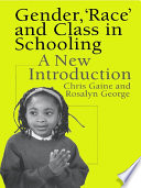 Gender   Race  and Class in Schooling