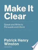 Make It Clear Book PDF