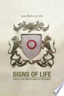 Signs Of Life : iii...