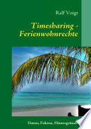 Timesharing - Ferienwohnrechte