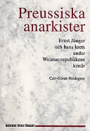 Preussiska anarkister
