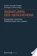 Signaturen des Geschehens