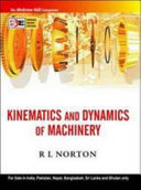 Kinematics   Dynamics Of Machinery Sie