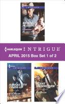Harlequin Intrigue April 2015   Box Set 1 of 2