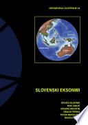 Slovenski eksonimi