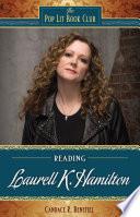 Reading Laurell K Hamilton book