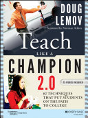 Teach Like a Champion 2 0 Like A Champion 2 0 Is A Complete