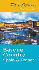 Rick Steves Snapshot Basque Country  France   Spain