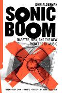 Sonic Boom : sending shock waves through the music industry....