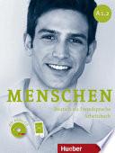 Menschen   Deutsch als Fremdsprache  A1 2   Arbeitsbuch  mit Audio CD