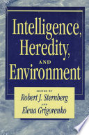 Intelligence  Heredity and Environment
