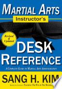 Martial Arts Instructor s Desk Reference