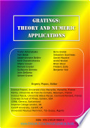 Gratings: Theory And Numeric Applications : ...