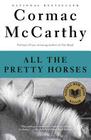 All the Pretty Horses-book cover