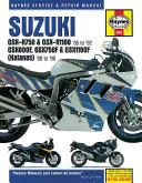 Suzuki Gsx R And Katana Gsx F