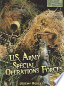 U S  Army Special Operations Forces
