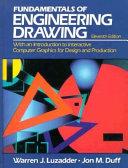 Fundamentals of Engineering Drawing