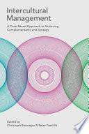 Book Intercultural Management