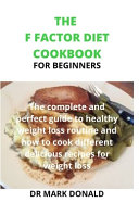 The F Factor Diet Cookbook For Beginners