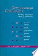 Development Challenges in the 1990s