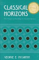 Classical Horizons