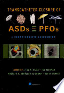 Transcatheter Closure Of Asds And Pfos