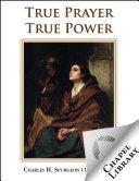 download ebook true prayer true power pdf epub