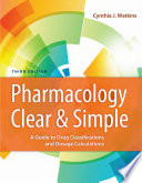 Pharmacology Clear Simple