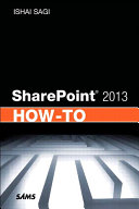 SharePoint 2013 How-To