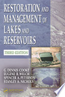 Restoration And Management Of Lakes And Reservoirs Third Edition book
