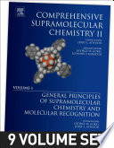 Comprehensive Supramolecular Chemistry II