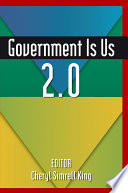 Government is Us 2 0