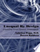 Unequal By Design  Counseling Power Dynamic Relationships