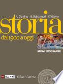 Storia. vol. 3. Dal 1900 a oggi