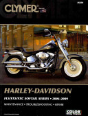 Harley Davidson FLS FXS FXC Sofftail