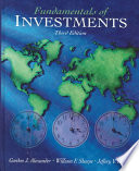 Fundamentals of Investments  Fundamentos de Inversiones