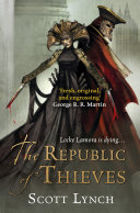 download ebook the republic of thieves pdf epub