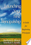 Launching Your First Principalship